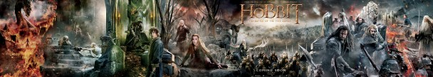 The Hobbit - Battle of the Five Armies