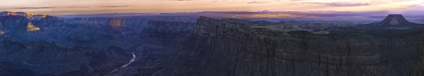 Grand Canyon at Dawn